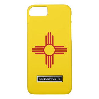 Bandera de New México Funda iPhone 7