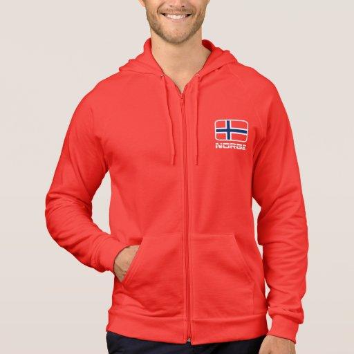 Bandera de Norge Camiseta
