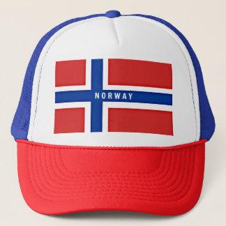 Bandera de Noruega Gorro