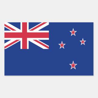 Bandera de Nueva Zelanda Rectangular Altavoces
