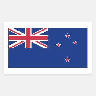 Bandera de Nueva Zelanda Pegatinas