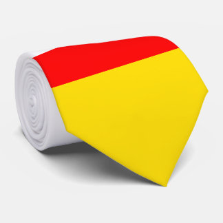 Bandera de Osetia del Sur Corbata