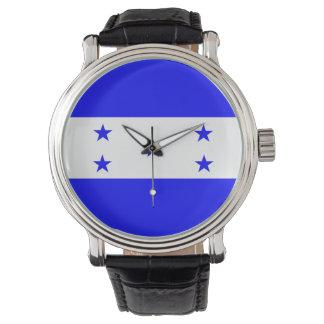 bandera de país Honduras Relojes De Pulsera