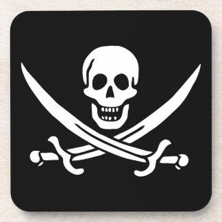 Bandera de pirata alegre de Rogelio Apoyavasos