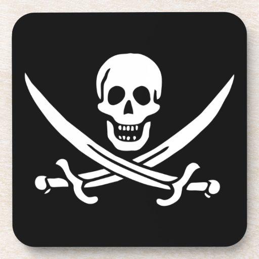 Bandera de pirata alegre de Rogelio Posavaso