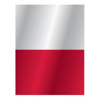 Bandera de Polonia Postal
