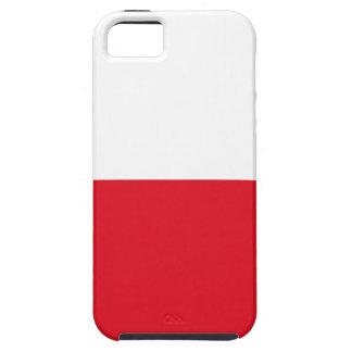 Bandera de Polonian Funda Para iPhone SE/5/5s