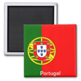 Bandera de Portugal Iman De Frigorífico