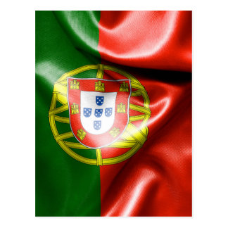 Bandera de Portugal Postal