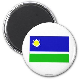 Bandera de Portuguesa Imanes De Nevera