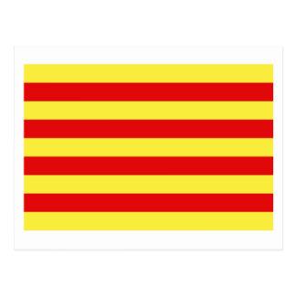 Bandera de Pyrénées-Orientales Postal