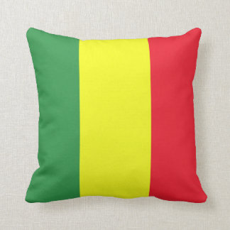 Bandera de Rasta Cojín