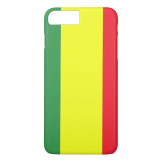 Bandera de Rasta Funda iPhone 7 Plus