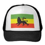 Bandera de Rastafarian Gorra