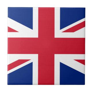 Bandera de Reino Unido Reino Unido Azulejo De Cerámica
