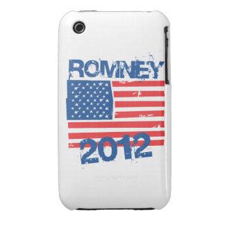 BANDERA DE ROMNEY 2012 Case-Mate iPhone 3 CARCASA