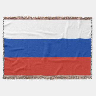 Bandera de Rusia Manta
