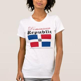 Bandera de Santo Domingo, República Dominicana Camiseta