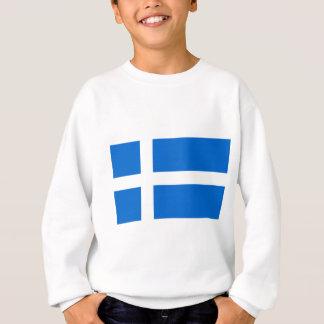 Bandera de Shetland Sudadera