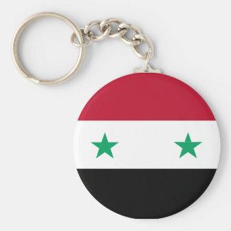 Bandera de Siria Llavero