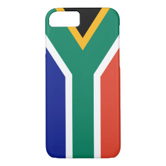 Bandera de Suráfrica Funda iPhone 7