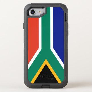 Bandera de Suráfrica Funda OtterBox Defender Para iPhone 7
