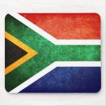 Bandera de Suráfrica Tapete De Ratones