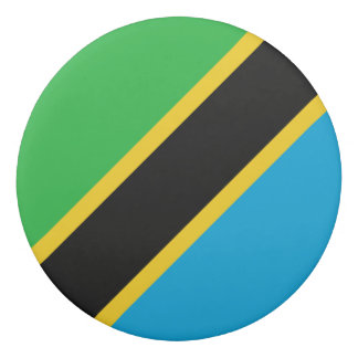 Bandera de Tanzania Goma De Borrar