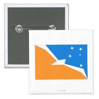 Bandera de Tierra del Fuego Pin