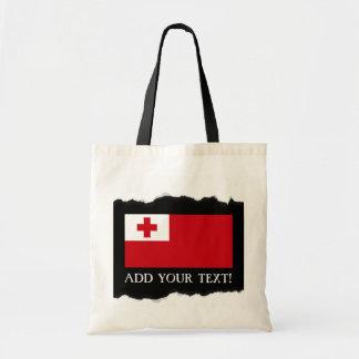 Bandera de Tonga Bolso De Tela