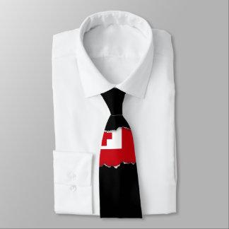 Bandera de Tonga Corbata