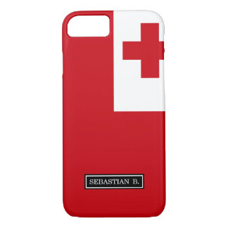 Bandera de Tonga Funda iPhone 7