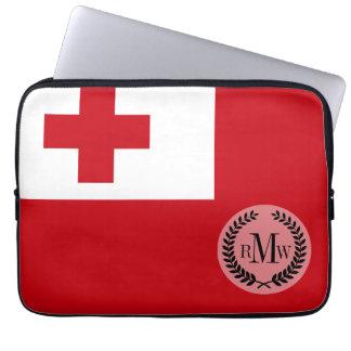 Bandera de Tonga Funda Para Ordenador