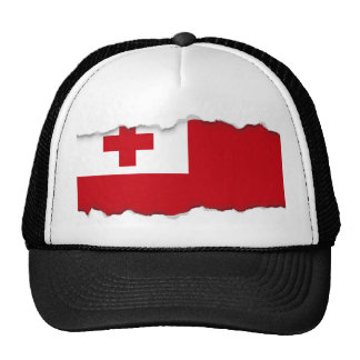 Bandera de Tonga Gorra