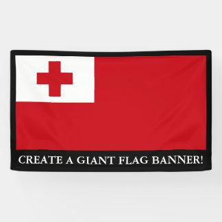 Bandera de Tonga Lona