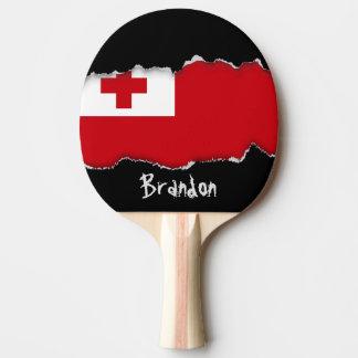 Bandera de Tonga Pala De Ping Pong