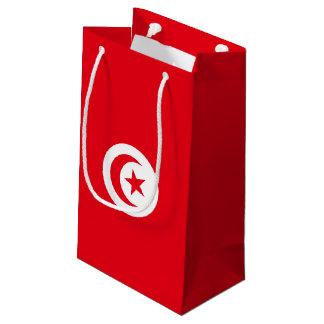 Bandera de Túnez Bolsa De Regalo Pequeña