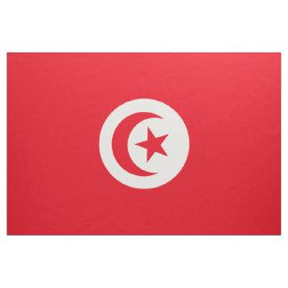 Bandera de Túnez Tela