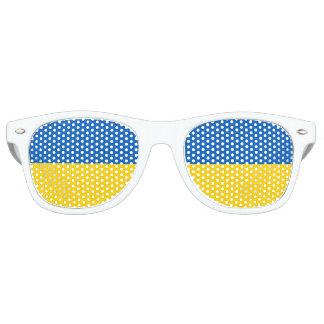 Bandera de Ucrania Gafas De Sol