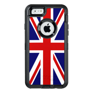 Bandera de Union Jack del Reino Unido Funda OtterBox Defender Para iPhone 6