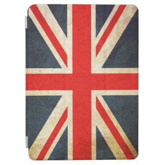 BANDERA de Union Jack Reino Unido del Grunge del Cubierta De iPad Air