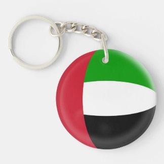 Bandera de United Arab Emirates del llavero
