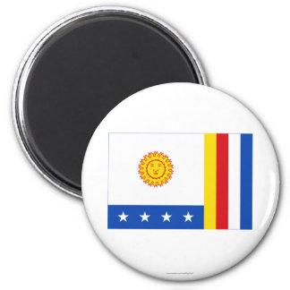 Bandera de Vargas Imán De Nevera