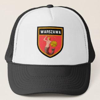 Bandera de Varsovia Gorra De Camionero