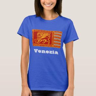 Bandera de Venecia Camiseta