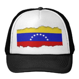 Bandera de Venezuala Gorro De Camionero