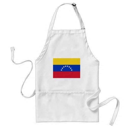 Bandera de Venezuela Delantales