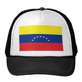 Bandera de Venezuela Gorros