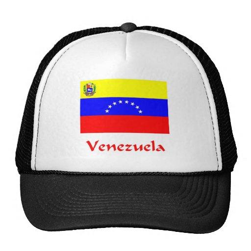 Bandera de Venezuela Gorra