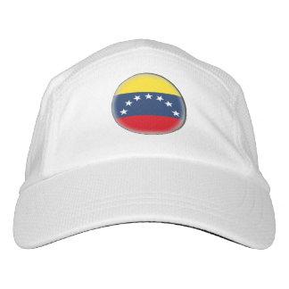 Bandera de Venezuela Gorra De Alto Rendimiento